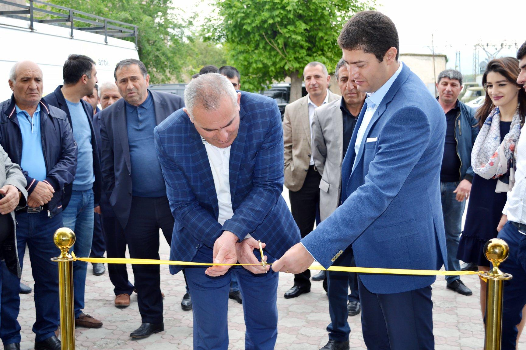 «Արփի Սոլար» ընկերությունը բացել է իր առաջին արևային էներգիայի իրազեկման կենտրոնը Գեղարքունիքի մարզում